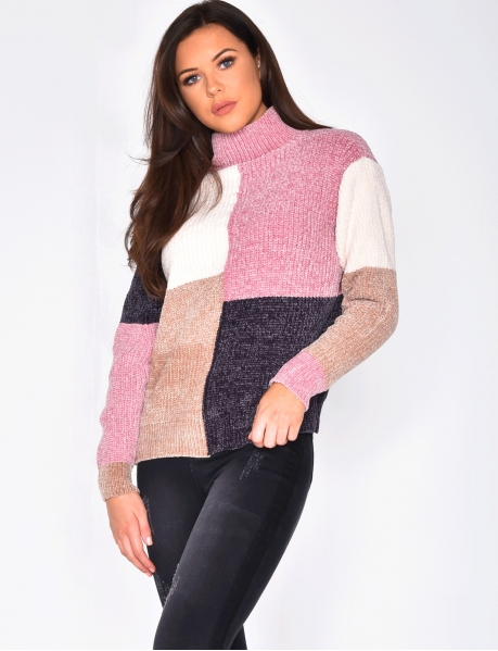 Super soft knit jumper
