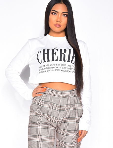 Oversized CHERIE Jumper