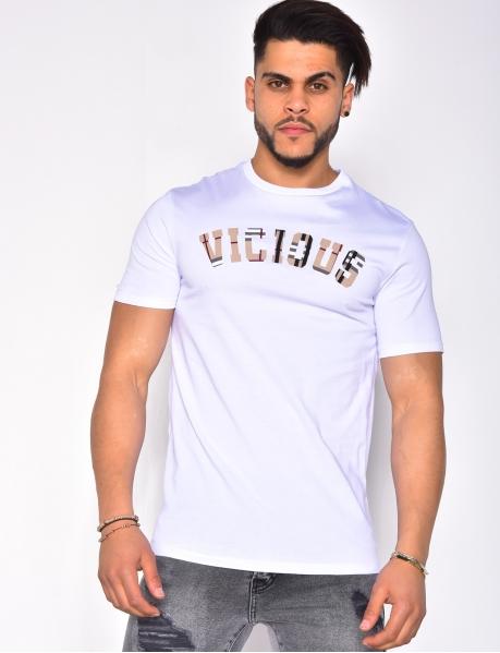 "T-shirt ""VICIOUS"""
