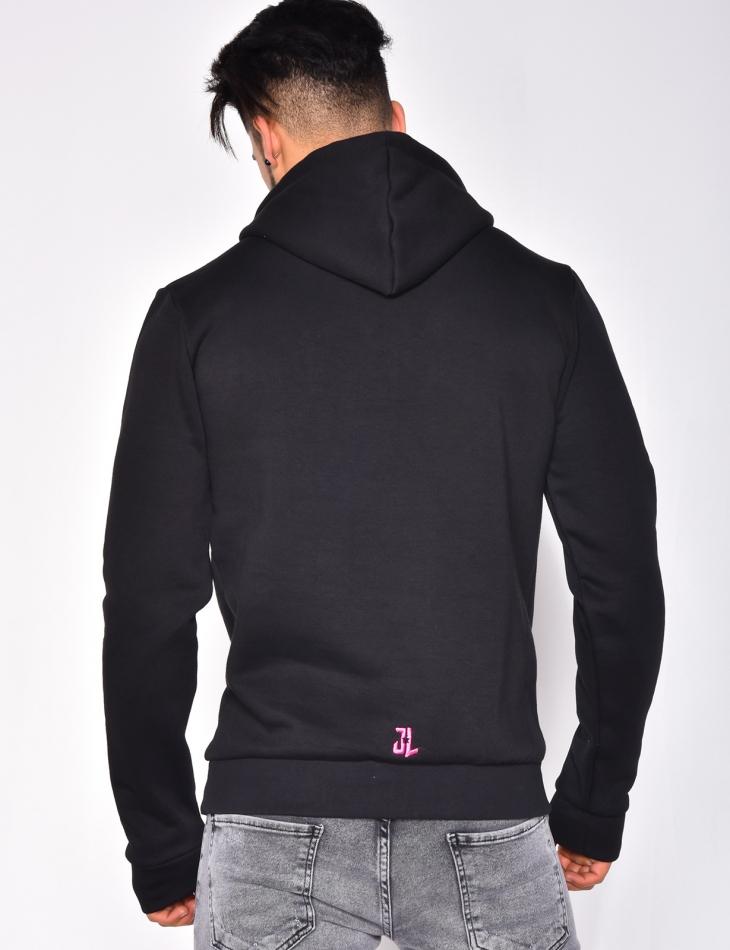 Neymar Jr 'BATMAN' Sweatshirt with Hood