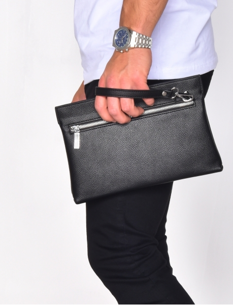 Pochette double compartiment