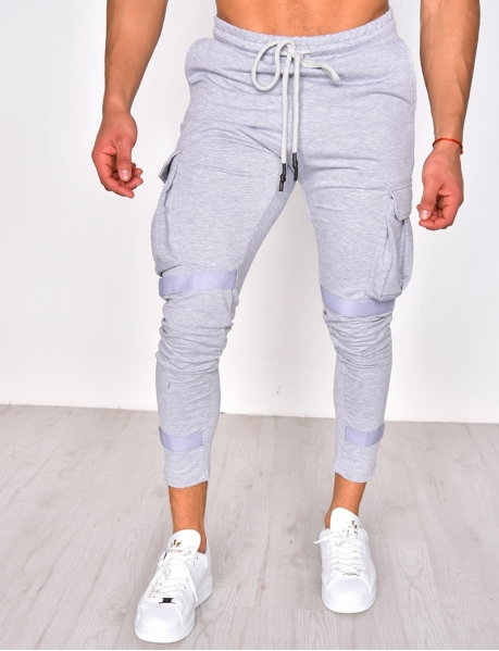 Jogging Bottoms with Pockets