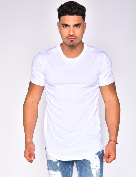 T-shirt basic col rond