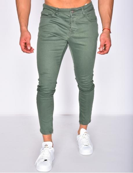 Basic Khaki Jeans