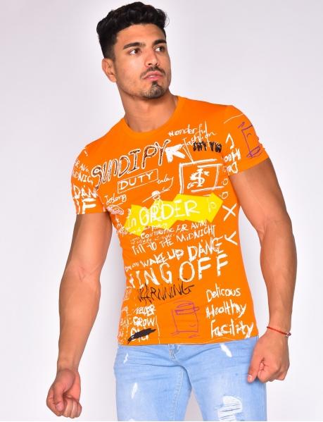 T-Shirt logomania