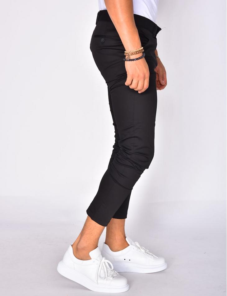 Men's black trousers