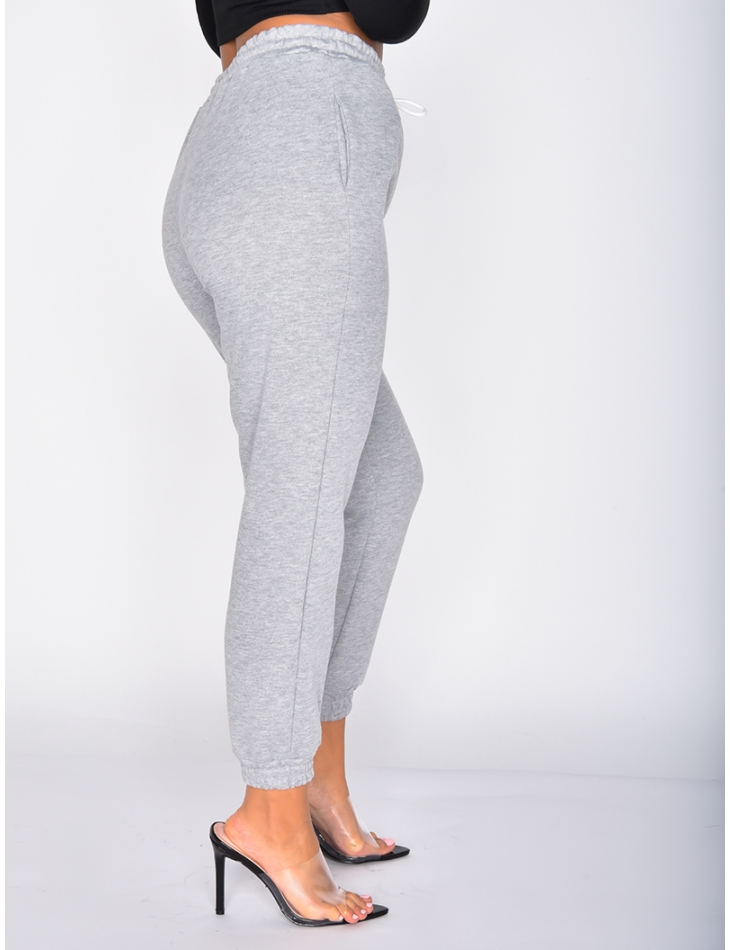 Lined Jogging Bottoms
