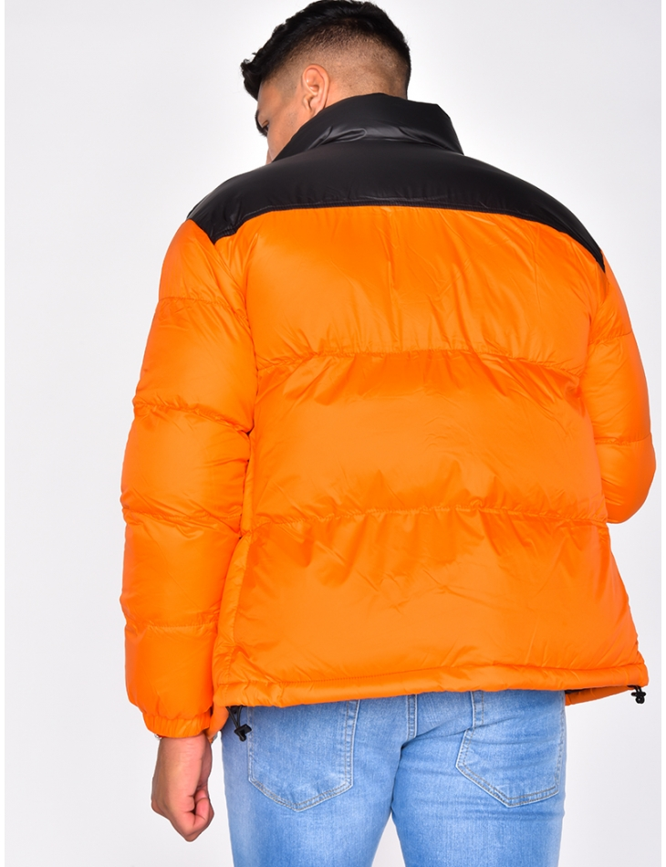 Two-Tone Thermal Padded Jacket