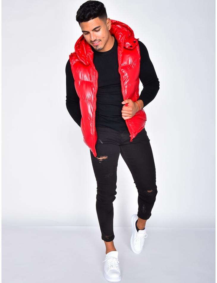 Sleeveless Padded Jacket