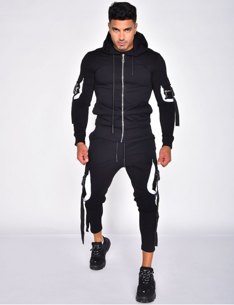 Tracksuit with Pockets