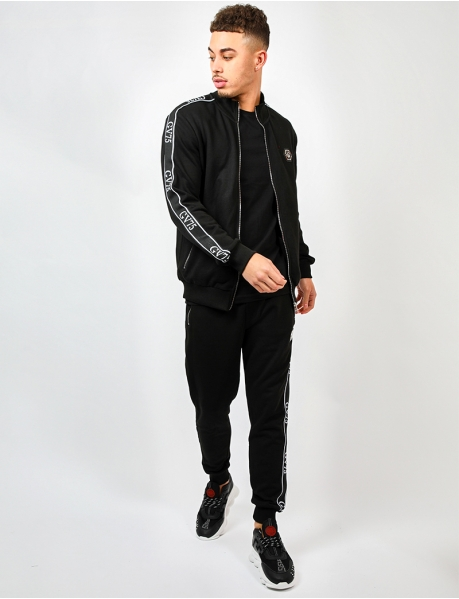 Tracksuit with 'GV75' Stripes
