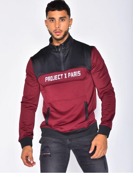 """Sweat à capuche """"Project X Paris"""""""
