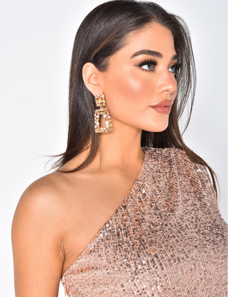Diamant? Earrings