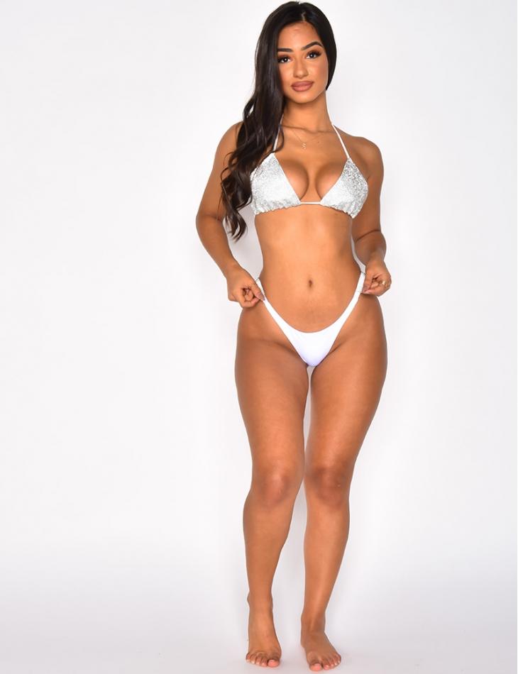 Bikini with Rhinestones