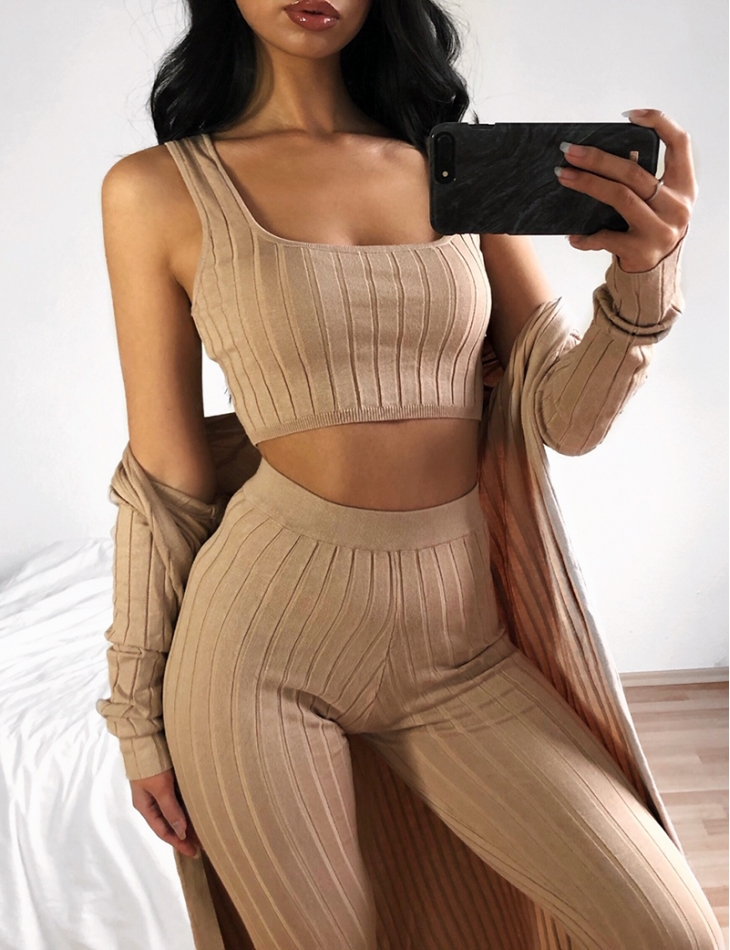 Ensemble crop-top & legging