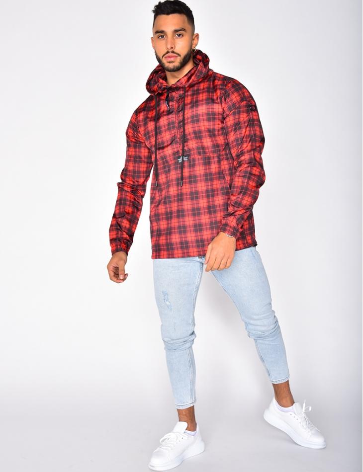 Veste à capuche