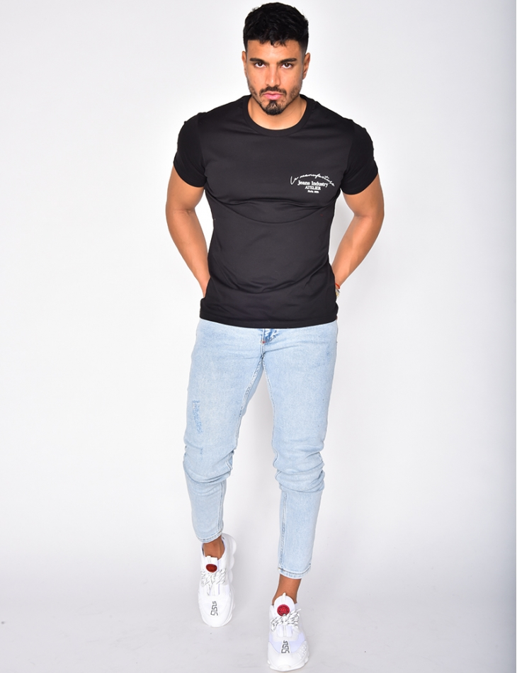 """Jeans Industry Atelier"" T-shirt"