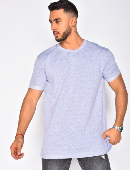 Oversized Round Neck T-shirt