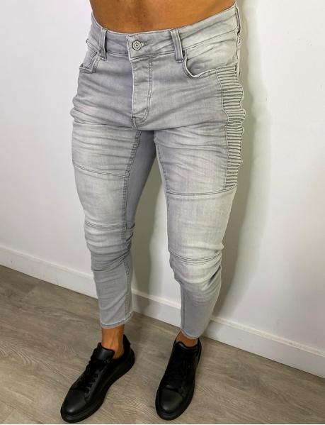 Jeans motard