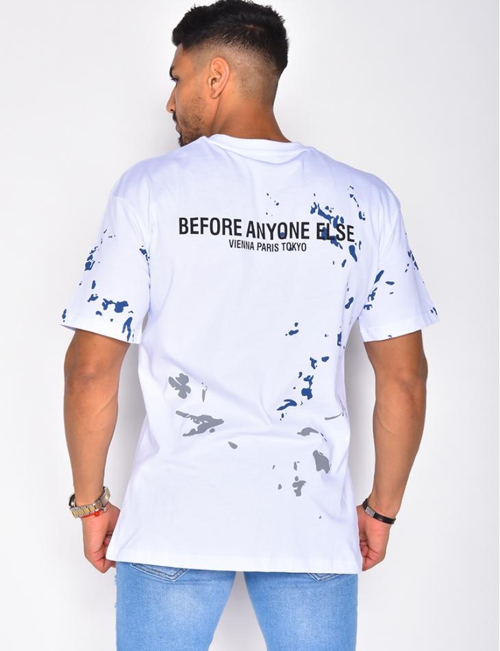 "T-shirt ""Before Anyone"""