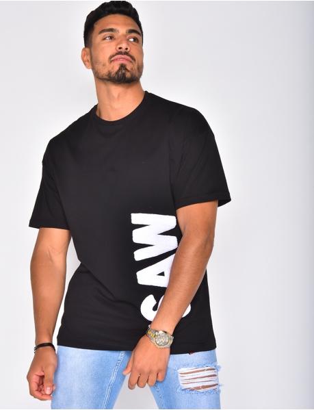 "T-shirt oversize ""SAW"""