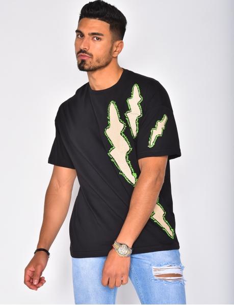 Men's Patterned T-shirt