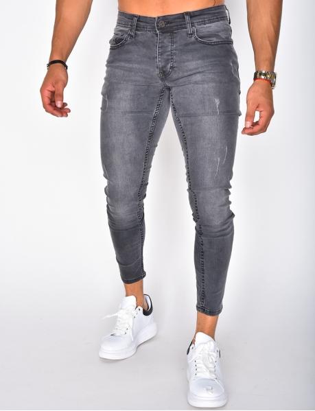 Jeans gris basic