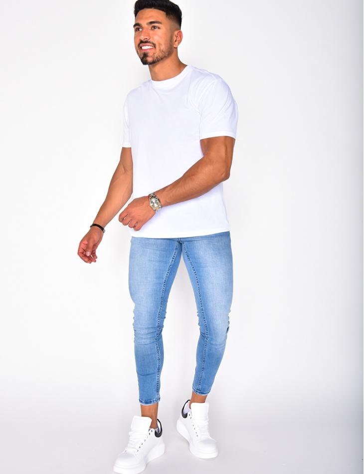 Jeans bleu clair