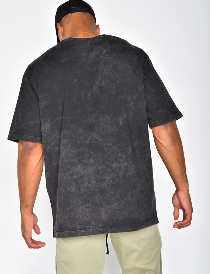 "T-shirt ""Fuck"""