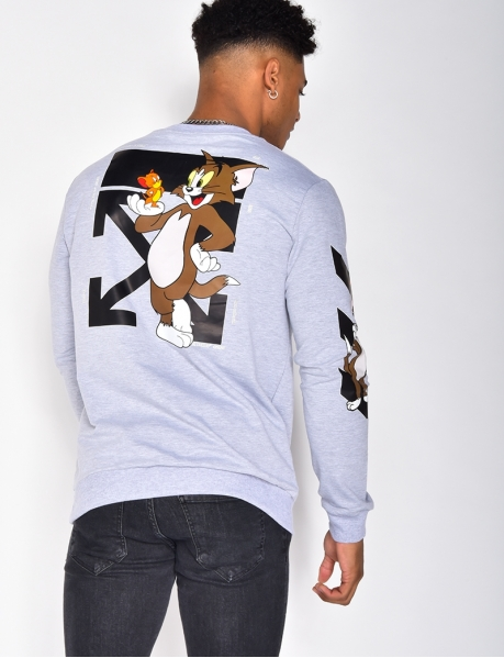 Sweat Tom et Jerry