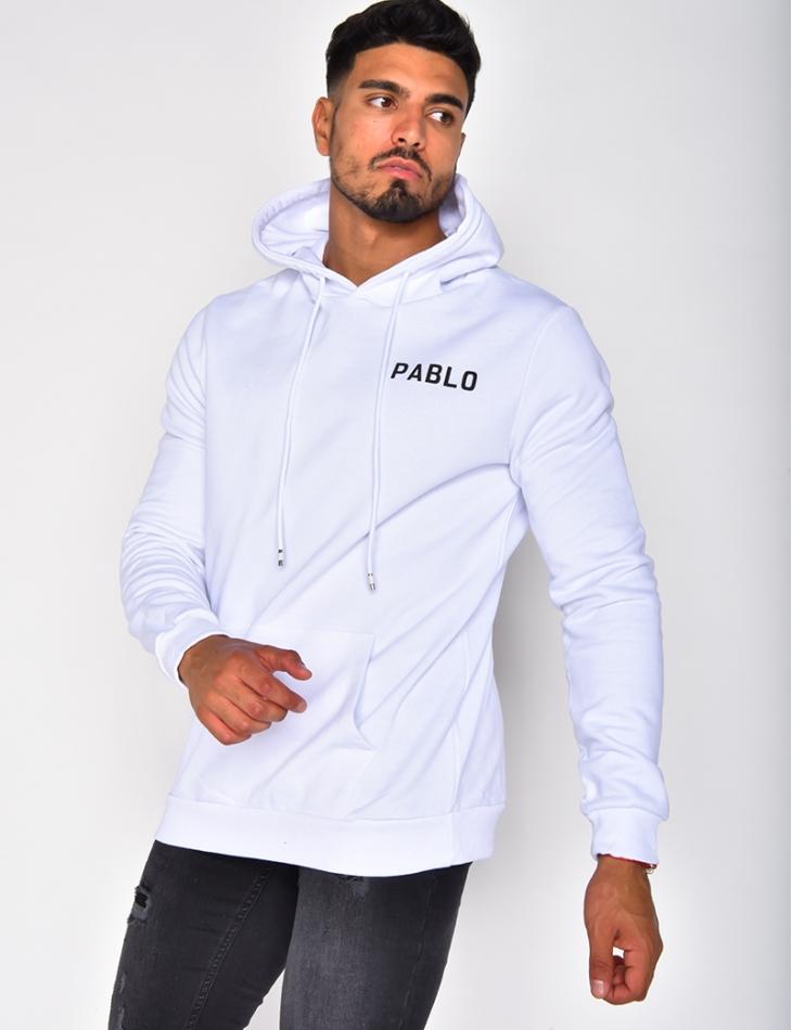 """Sweat à capuche """"Pablo"""""""