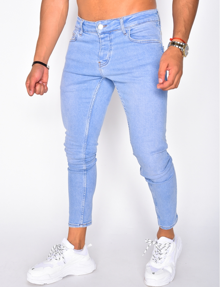 Basic Light Jeans