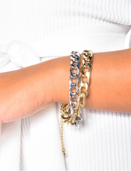 Bracelet chaîne