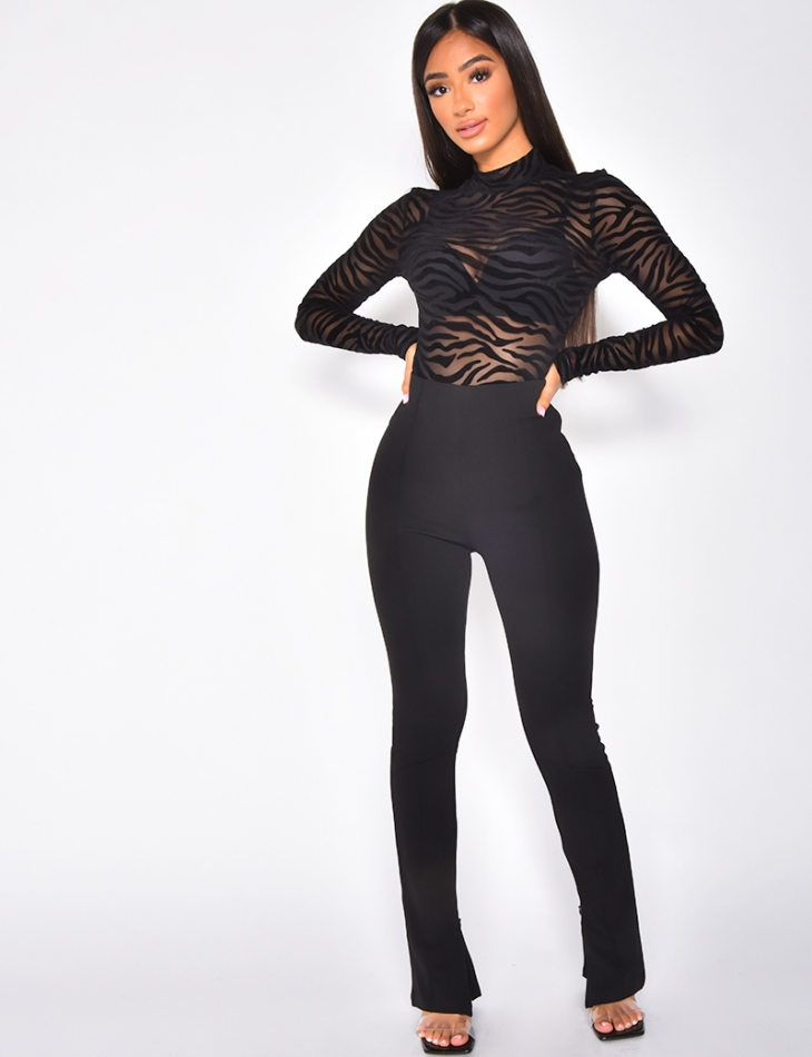 Body manches longues