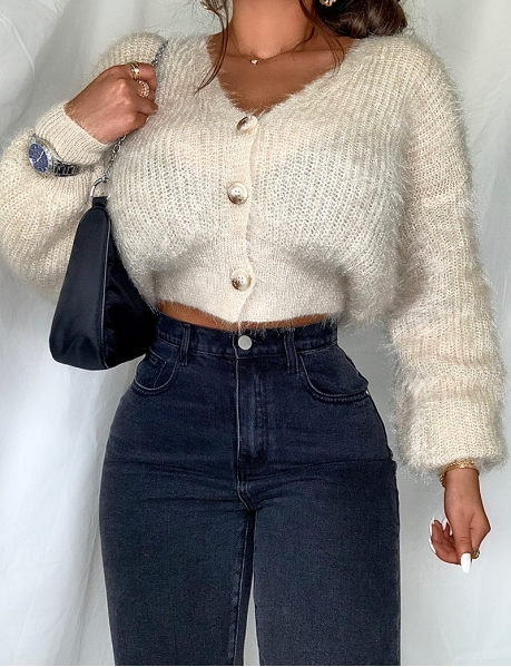 Super Soft Wool Cardigan