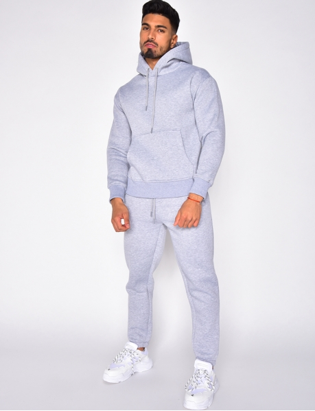 Ensemble sweat à capuche et jogging
