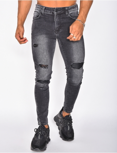 Jeans destroy