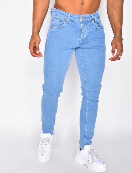 Jeans délavé
