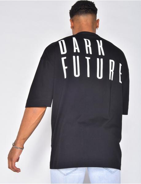 "T-shirt ""DARK FUTUR"""