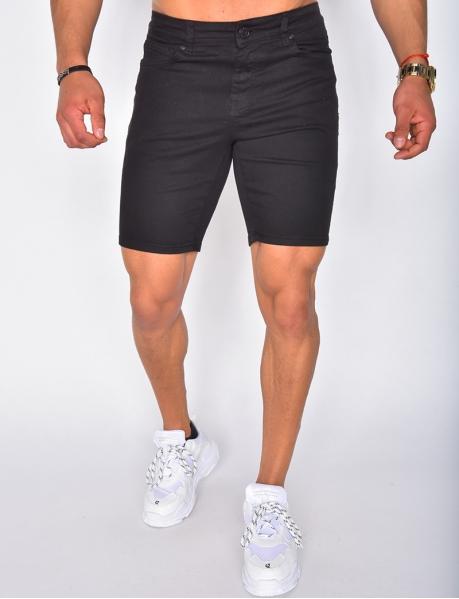 Shorts aus Jeansstoff