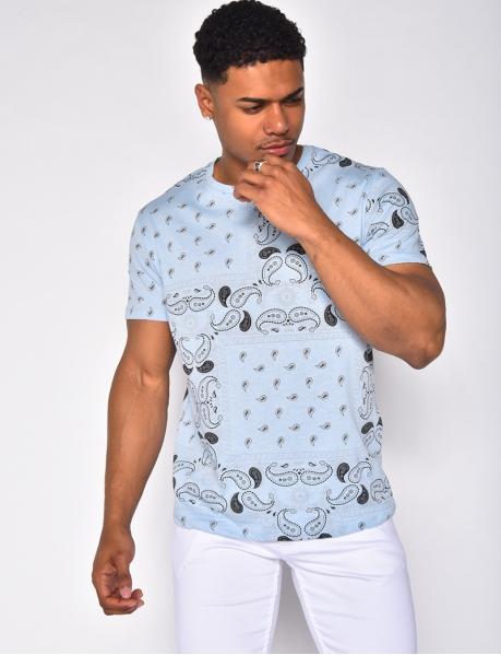 T-shirt motifs bandana