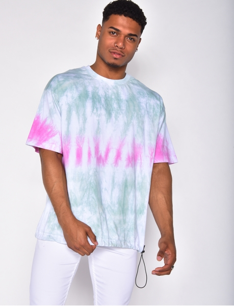 T-Shirt Tie-and-Dye