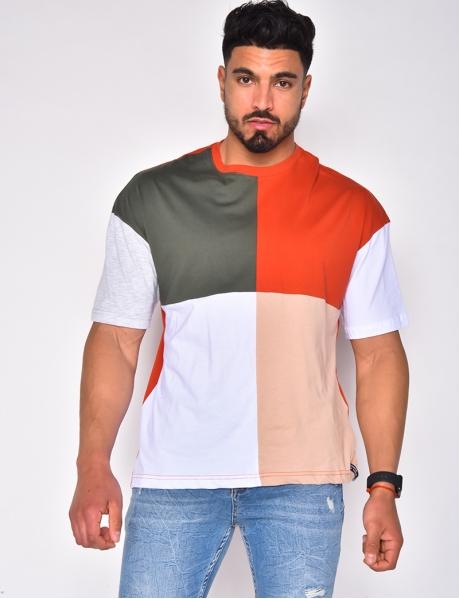 T-shirt homme 4 couleurs