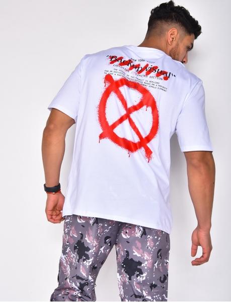 """T-shirt """"Backup Visual"""""""