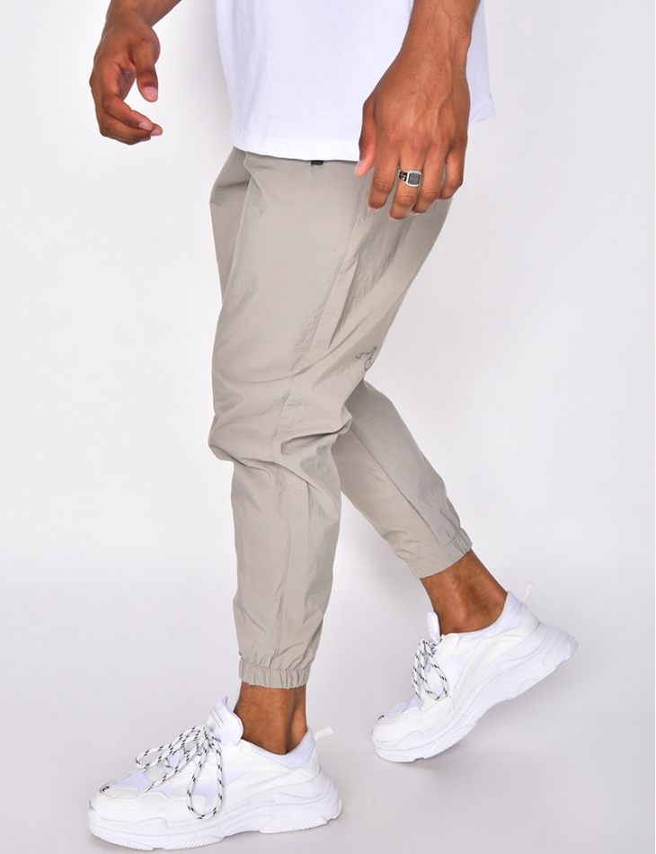 Pantalon style jogger