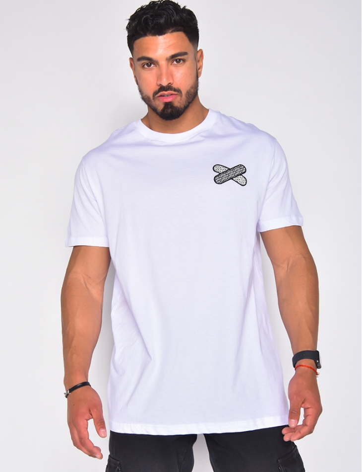 T-shirt pansement