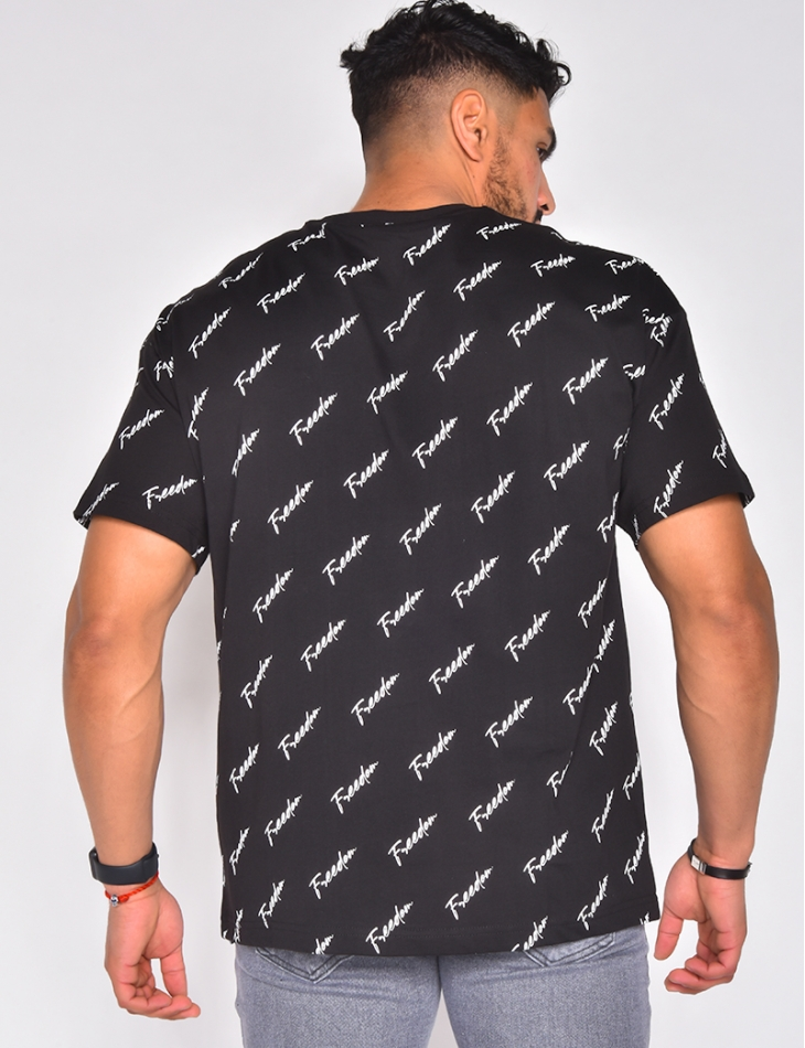"T-shirt ""FREEDOM"""