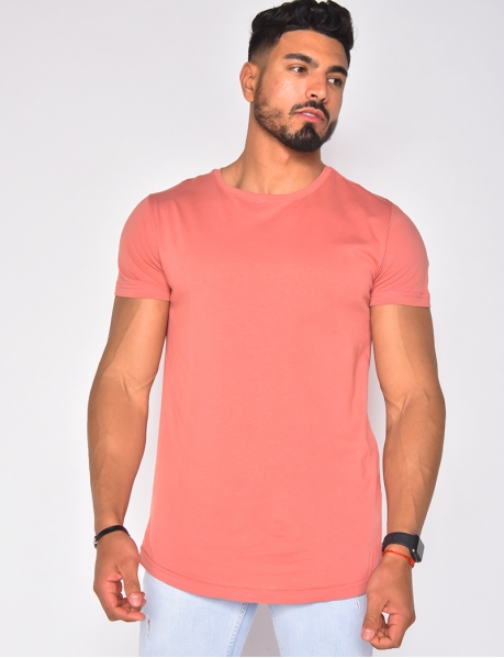 T-shirt homme uni basic