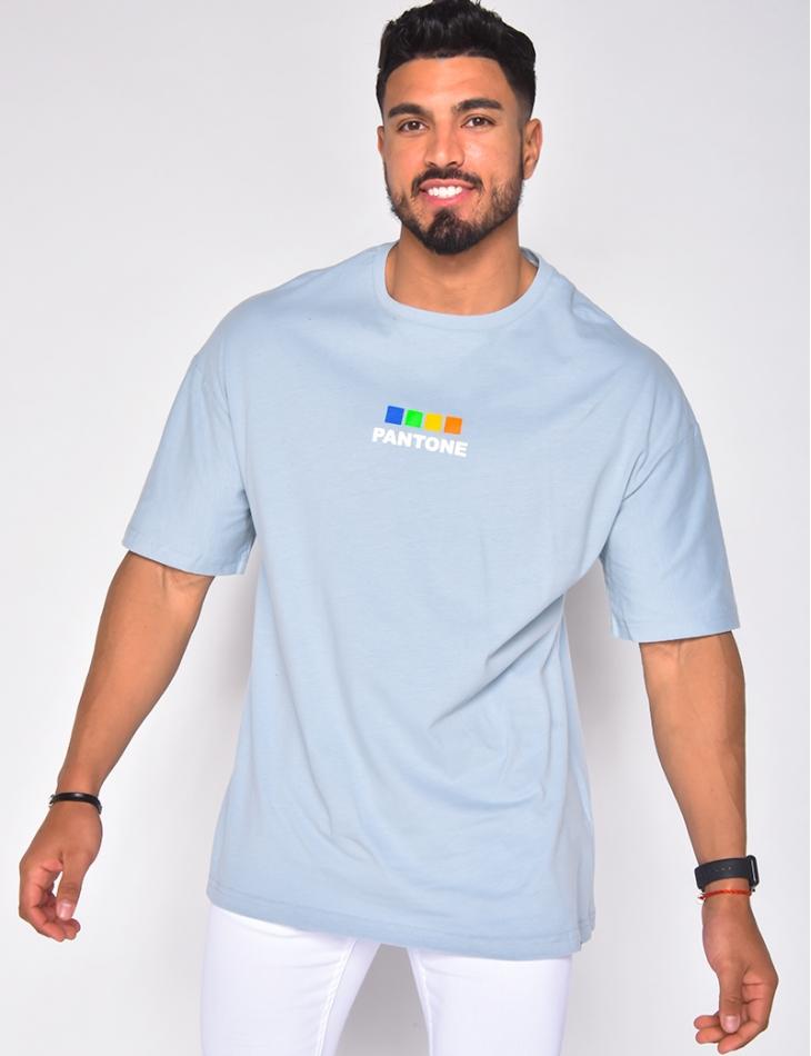 """T-shirt """"PANTONE"""""""