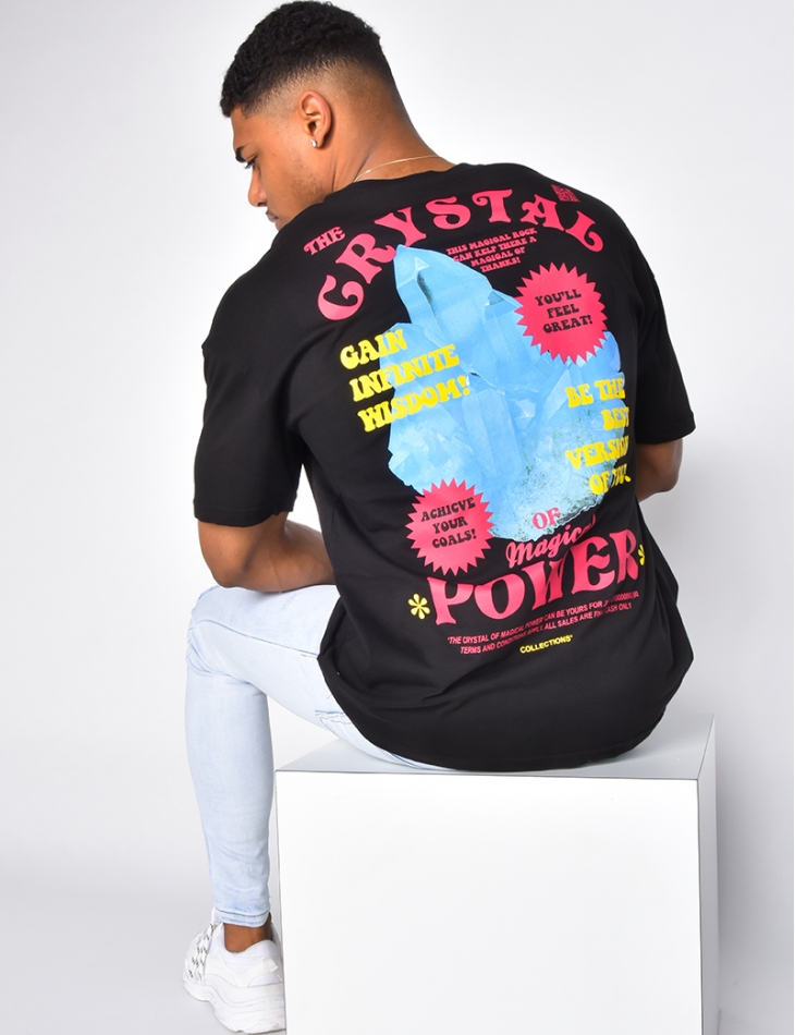 """T-shirt """"The CRYSTAL"""""""
